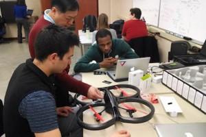 IOT Lab Quadcopter